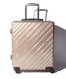 HIDEO WAKAMATSU/【HIDEO WAKAMATSU】 スーツケース ナロースクエア M/501351731