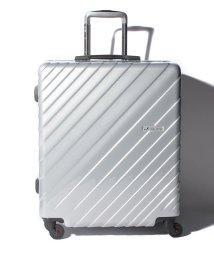 HIDEO WAKAMATSU/【HIDEO WAKAMATSU】 スーツケース ナロースクエア L/501351733