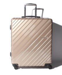 HIDEO WAKAMATSU/【HIDEO WAKAMATSU】 スーツケース ナロースクエア L/501351734