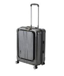 Travel Selection/スーツケース フロントオープン ポライト M/501365901