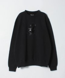 agnes b. HOMME/SF64 SWEAT レザールスウェット/501368551