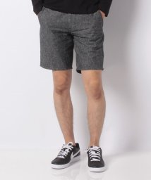 LEVI'S MEN/STRAIGHT CHINO SHORT CAVIAR GL CHAMBRAY/501374896