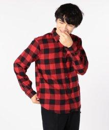 FREDY&GLOSTER MEN'S/【Web限定商品】ビエラブロックチェック ネルシャツ/501380733