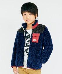 KRIFF MAYER(Kids)/シャギーフリースジャケット(120~160cm)/501382199