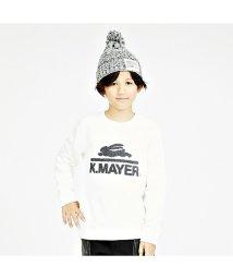 KRIFF MAYER(Kids)/クルースウェット(ロゴ)(120~160cm)/501382200