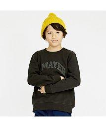 KRIFF MAYER(Kids)/クルースウェット(アーチロゴ)(120~160cm)/501382201