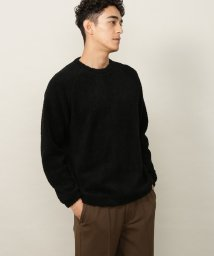 ADAM ET ROPE'/SHEAP JERSEY ボアプルオーバー/501383507