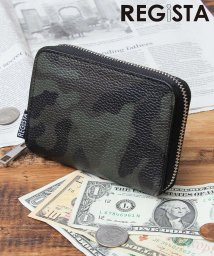 REGiSTA/サフィアーノレザービルフォードウォレット/二つ折り財布/501391092