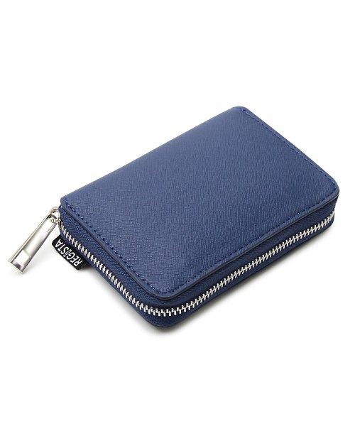REGiSTA(レジスタ)/サフィアーノレザービルフォードウォレット/二つ折り財布/571