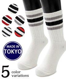 NOMENCLAT/【MADE IN TOKYO】日本製スケーターラインソックス/501391229