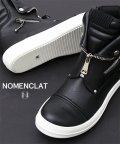 NOMENCLAT/ライダーズスニーカー/501391235