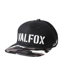 MAC HOUSE(kid's)/VALFOX ボーイズ ベースボールキャップ ツバ迷彩 WZ189-KZ024/501396801