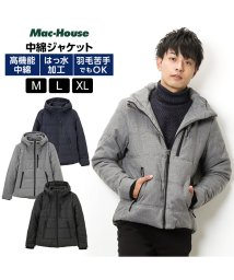 MAC HOUSE(men)/NavyWLフードジャケット 384108MH/501396852