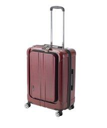 Travel Selection/スーツケース フロントオープン ポライト M/501365903