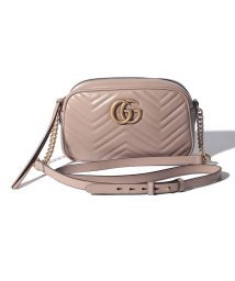 GUCCI/GG MARMONT  / ショルダーバッグ 【PORCELAIN ROSE】/501371063