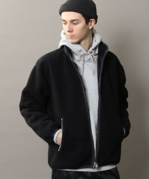 BEAUTY&YOUTH UNITED ARROWS/BY ボア ジップ レイズドネック ブルゾン/501397456