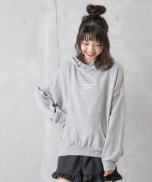 NICE CLAUP OUTLET/ミニロゴパーカー/501387264