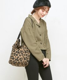 NICE CLAUP OUTLET/【natural couture】オープンカラーシャツ/501387288