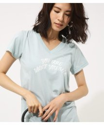 AZUL by moussy/YOU ARE Vネック TEE/501398671