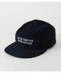 AZUL by moussy/サマーコーデュロイ CAMP CAP/501400008