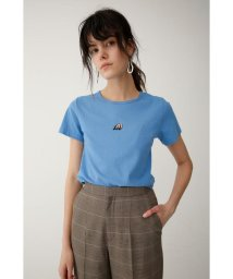 moussy/SHADOW EMBROIDERY Tシャツ/501401133