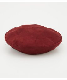 SLY/FAUX SUEDE BERET/501401312