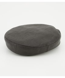 SLY/FAUX LEATHER BERET CAP/501401372
