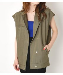 SLY/DOEK SAFARI OVER VEST/501401490