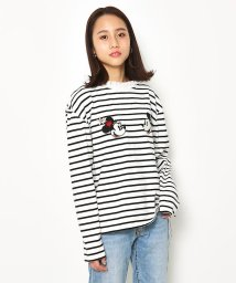 Rodeo Crowns/Mickey & Minnie ロング Tシャツ/501401971
