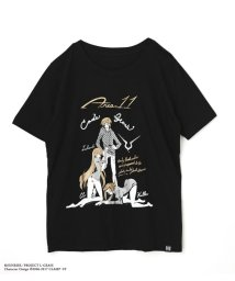 R4G/[コードギアス]R4G LOVE CODE GEASS LADIES TEE/501403168