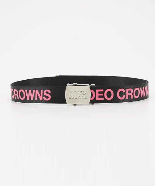 RODEO CROWNS WIDE BOWL(ロデオクラウンズワイドボウル)/R goods SKATER BELT/420BAY55-0620