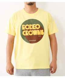 RODEO CROWNS WIDE BOWL/RCレコード エンバン Tシャツ/501406109
