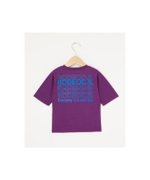 RODEO CROWNS WIDE BOWL/キッズ オーバーラップ 5分袖 Tシャツ/501406358