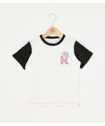 RODEO CROWNS WIDE BOWL/ロディー イニシャル カラフル Tシャツ/501406420