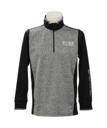 Number/ナンバー/メンズ/ハイブリッドウォームストレッチハーフジップシャツ/501406452