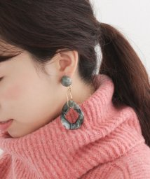 URBAN RESEARCH Sonny Label/アクリルチェーンピアス/501406845