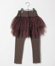 ShirleyTemple/フロッキーチュールスカート付きパンツ(140cm)/501287731
