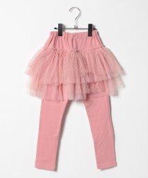 ShirleyTemple/フロッキーチュールスカート付きパンツ(110・130cm)/501287732