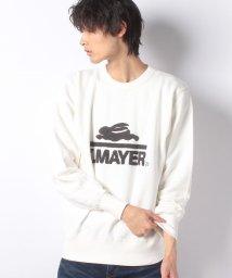 KRIFF MAYER/クルースウェット(ロゴ)/501382191