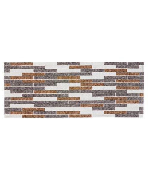 BRUNO(ブルーノ)/ミクスチャーキッチンマット 50×120/BOA083