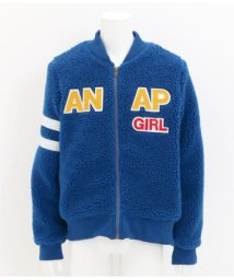 ANAP GiRL/ボアブルゾン/501397554