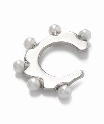 SLOBE IENA/Soierie Polished Pearl earcuff/501407886