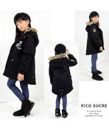 RiCO SUCRE/裏ボアモッズコート/501408754