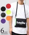 AMS SELECT/【Satellite/サテライト】BASIC SACOCHE/ベーシックサコッシュ/サコッシュ/ミニショルダー/クリアバッグ/501410634