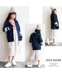 RiCO SUCRE/メッシュ切替パーカー/501410826