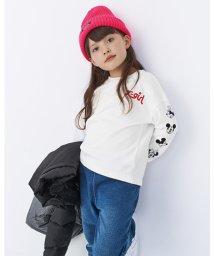 X-girl Stages/ボックスロゴニット帽/501395305
