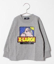 XLARGE KIDS/アメコミ風OGTシャツ/501395316