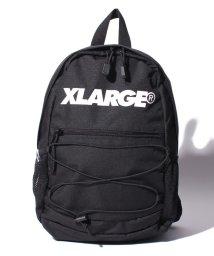XLARGE KIDS/ロゴ入りバックパック/501395317