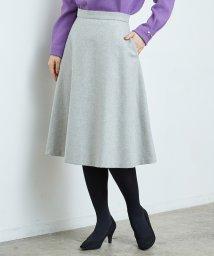 ROPE' PICNIC/【松岡茉優さん着用アイテム】ウール混フラノスカート/501411312