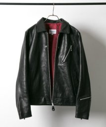 URBAN RESEARCH/RE.MATE LAMB LEATHER RIDERS/501412691